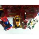 Coleccion Completa Hot Wheels Team En Bolsa Mc Donalds 2013