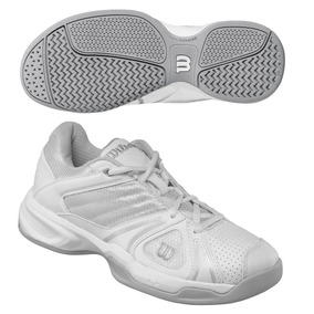 Zapatillas De Tenis Wilson Dama Open Ac Consulte Talle