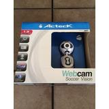 Camara Web Acteck Vision Soccer Edition