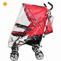 Cobertor Lluvia Viento Cochecito Bebe Universal Impermeable