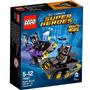 Lego Súper Héroes 76061 79 Piezas Batman Vs Catwoman Orig!!
