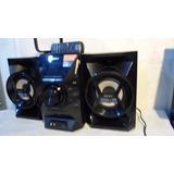 Sist Audio En Casa Gran Poder Minicomponente Sony Mhc-ecl5