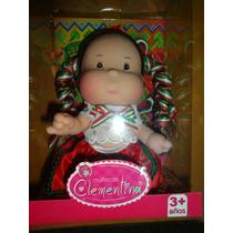 Muñeca Clementina China Poblana