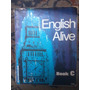 Libro English Alive Book C Año 1973 Ingles En La Plata