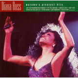 Diana Ross - Motowns Greatest Hits. Soul. Cd Importado.
