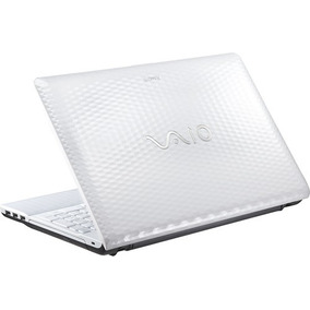 Notebook Sony Vaio Quadcore I7 1tb 8gb Branco Tela 15,6 57a