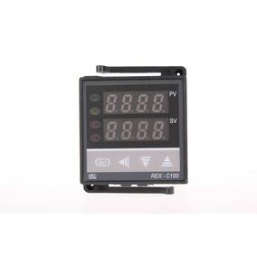 Controlador De Temperatura Termostato Digital Rex-100