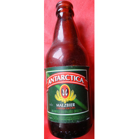 Garrafa De Cerveja Antarctica Malzbier - 300 Ml - A10