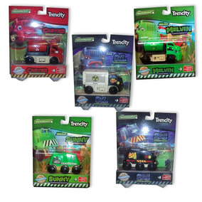 Trencitos Locomotoras Trencity Compatible Thomas- Din Don
