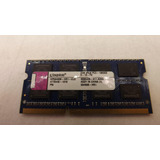 Memoria P/ Notebook Kingston Hp594908-hr1-eld 2gb Pc3-10600
