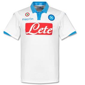 Camiseta Napoli Macron Original Entrega en Mercado Libre México ef9aaaf15d27d