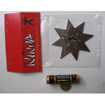 Estrella Ninja Años 80