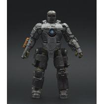 Action Figure Homem De Ferro 1 Iron Man Mark I 10,5cm