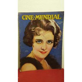 Ruby Keeler Revista Cine Mundial Septiembre 1934