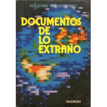 Documentos De Lo Extraño, Tarade Guy. Daimon,