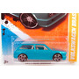 Hot Wheels # 08/50 - Volkswagen Brasilia - 1/64 - T9678