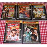 Dvds Originais- Coleção Mazzaropi Com 13 Filmes