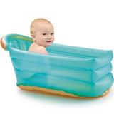 Banheira Inflavel Portatil Bath Buddy