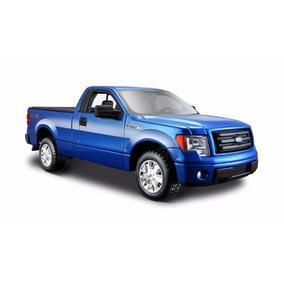 Ford F150, Stx, Escala 1:27, Original De Maisto- Nuevo