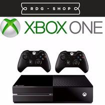 Xbox One 500gb C/ 2 Controles Original Microsoft + Jogo