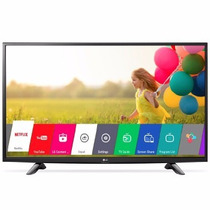 Tv 43 Polegadas Lg Led Smart Full Hd Usb Hdmi - 43lh5700