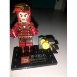 Personagem Lego - Iron Man - Coleção Os Vingadores Avengers