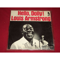 Louis Armstrong Ep 7´ 45 Rpm Hello Dolly