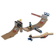 Juguete Lego Juegos Deportes De Gravedad Skateboard Vert Pa