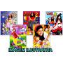 Coleção Aline Barros E Cia + Crianças Diante Do Trono 12dvds
