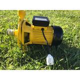 Bomba Centrífuga 3/4hp Ideal Para Sacar Agua De Inundaciones