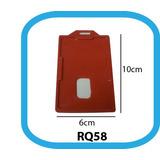 Porta Carnet Plastico Horizontal Y Vertical. Fabricantes