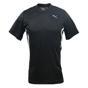 Camisa Pe Running Puma Preta Original 80% Off