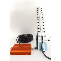 Amplificadora Señal Celular Telcel Iusacel Unefon 3g