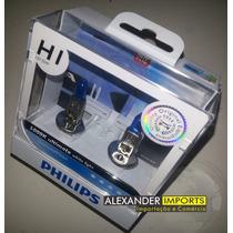100% Original Selo Registro Philips H1 Diamond Vision 5000k