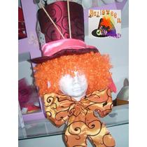 Disfraz Sombrerero Niños Con Peluca Y Sombrero Padrisimo
