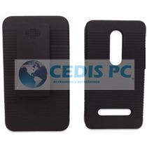 Funda Clip Holster Case Combo Nokia 210 Asha Mica Gratis
