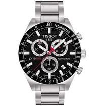 Relógio Tissot Prs 516 T044.417.21.051.00 Preto Original