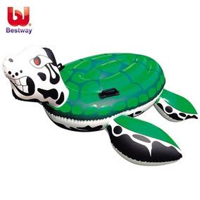 Bestaway Dragón Tortuga Inflable Pileta