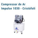 Compressor De Ar Impulse 1030- Produtos Odontologicos