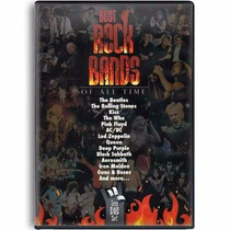 Best Rock Bands Of All Time / Metall / 2 Discos En Dvd Nirva