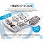 Transfer Plastisol X Pliego Estampar Estampado Remera Bolso