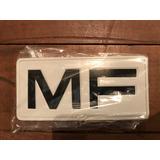 Emblema Grade Dianteira Trator Massey Fergusson 265 275 290