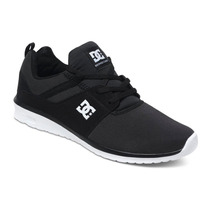 Tenis Hombre Heathrow Adys700071-bkw Spring 2016 Dc Shoes
