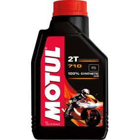 Motul 710 2t - 2 Tempos 100% Sintético - Óleo De Motor