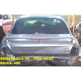 Capo Dianteiro Sonata Gls Hyundai 99/00 (c/avarias)