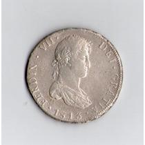Potosi - 8 Reales 1813 - Pj