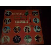 Lp Vinil Especial Sertanejo Volume 2 1984 Marcelo Costa.