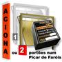 Controle Remoto Portão Tx Car Moto Kit 2 Pçs Que Vale Por 4