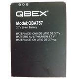 Baterias Qbex Qba 757 2x1
