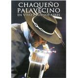 Dvd Chaqueño Palavecino En Vivo Buenos Aires Open Music